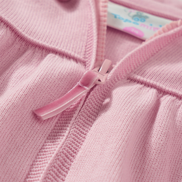 Baby Strickjacke