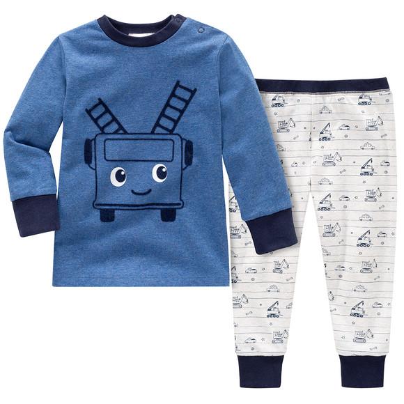 suche nach neuestem Räumungspreis genießen Shop für Beamte Baby Schlafanzug mit Auto-Motiven | Ernsting's family