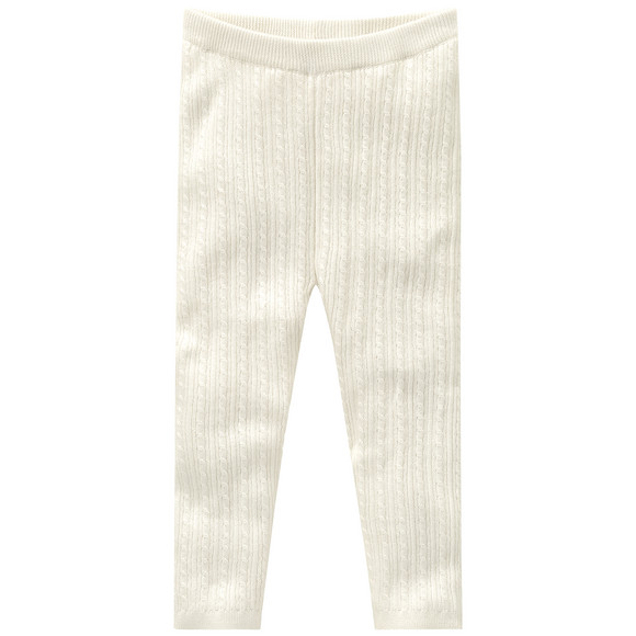 Baby Strick-Leggings