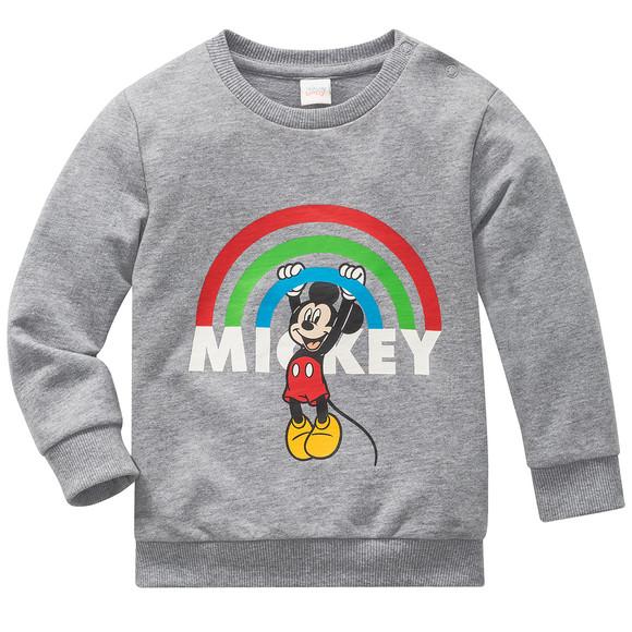 micky maus sweatshirt damen