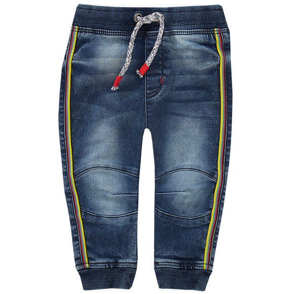 Baby Pull-On-Jeans
