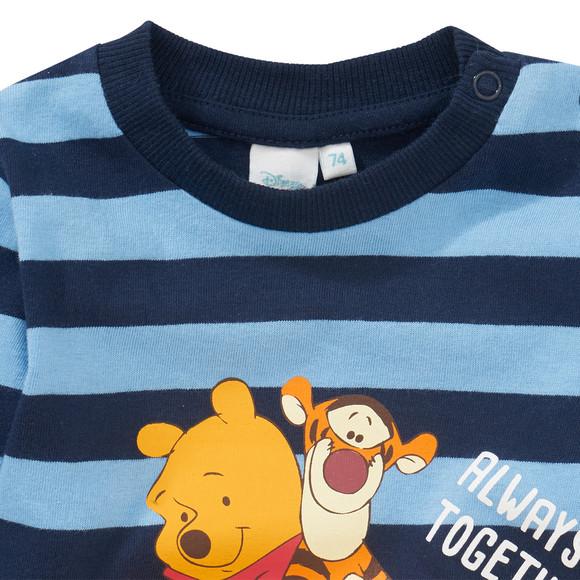 Disney Winnie the Pooh und Freunde T-Shirt Shirt Pulli Baumwolle 80 86 92 NEU!
