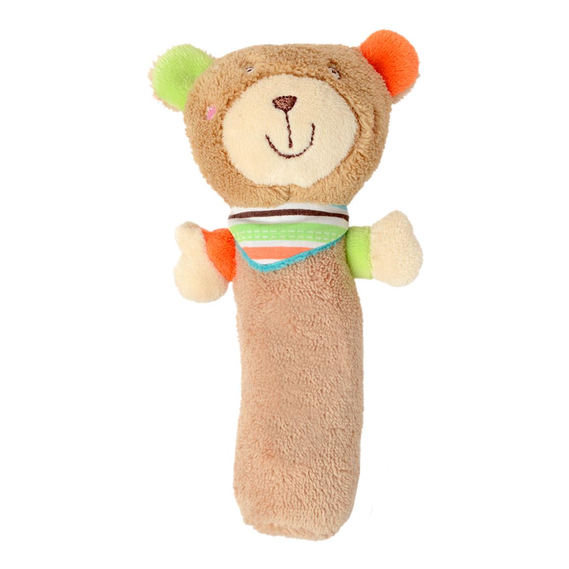 Teddybär Mit Namen & Datum Teddy Bär 45 Cm Geschenk Geburt Taufe Geburtstag Plüschtiere & -figuren Baby