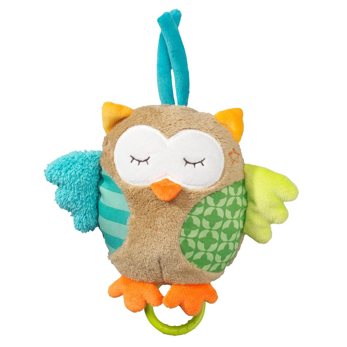 Baby Spieluhr in Eulen-Form