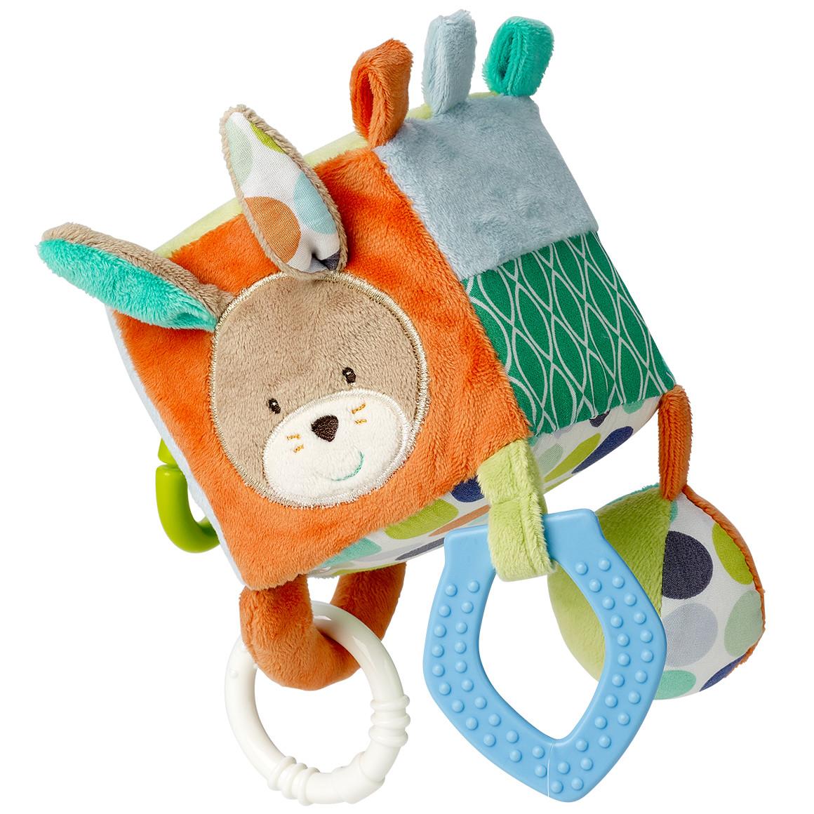 Baby Activity-Würfel zur Sinnesförderung