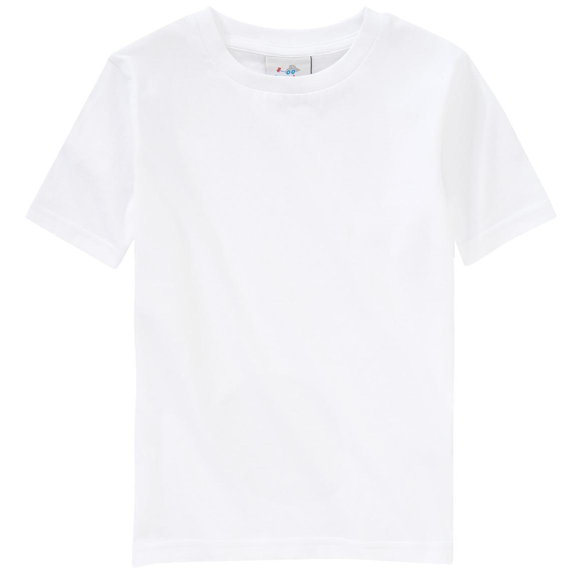 Jungen T-Shirt in Weiß