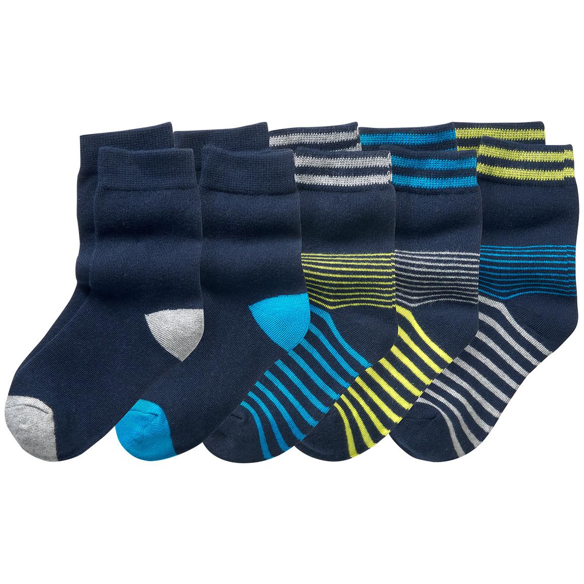 5 Paar Jungen Socken