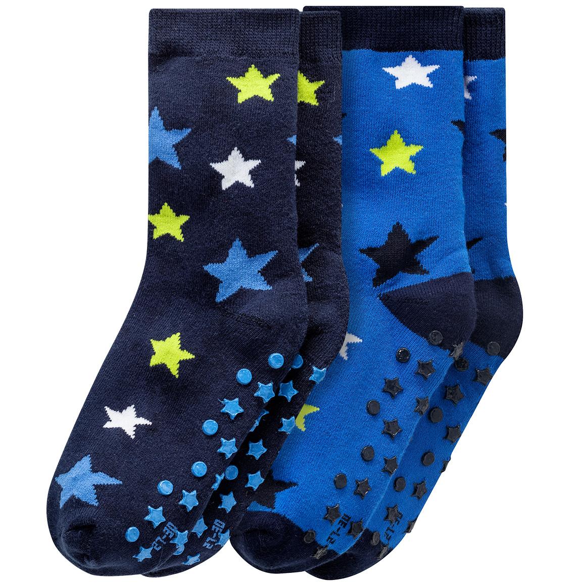 Miniboyaccessoires - 2 Paar Jungen Vollfrottee Socken - Onlineshop Ernstings family