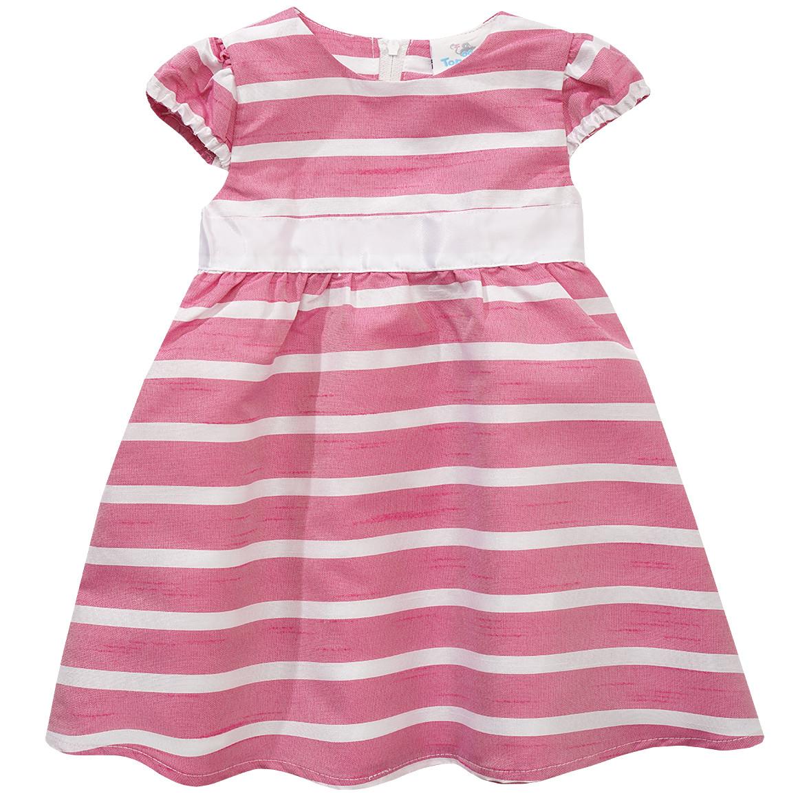 Baby Kleid mit Streifen
