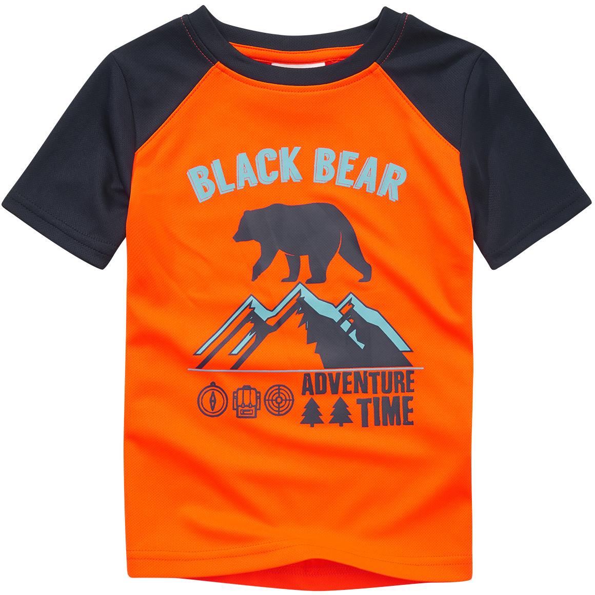 Jungen Trekking T-Shirt