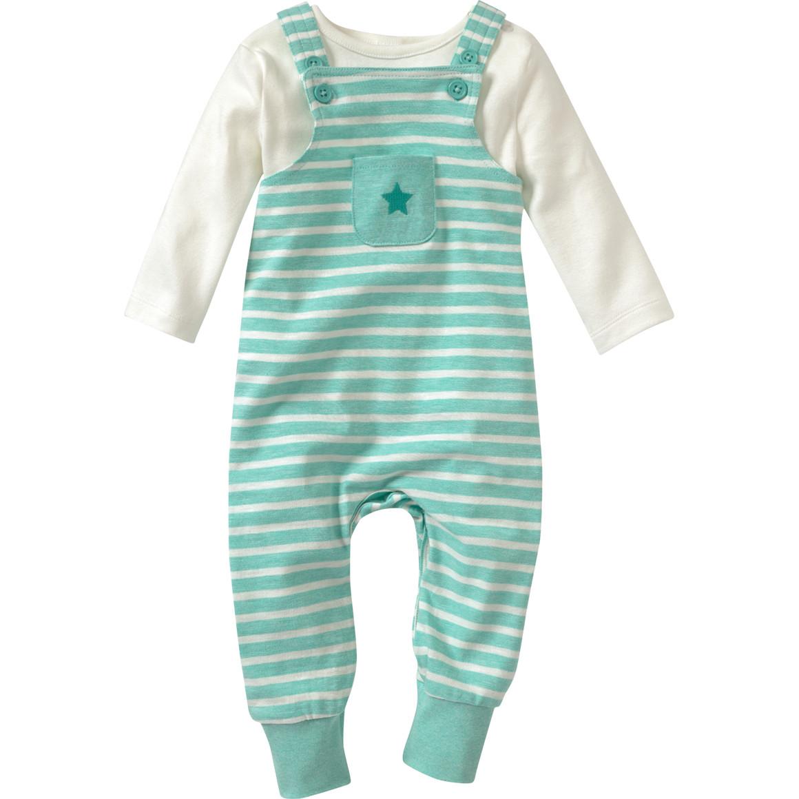 Newborn Strampler und Langarmshirt