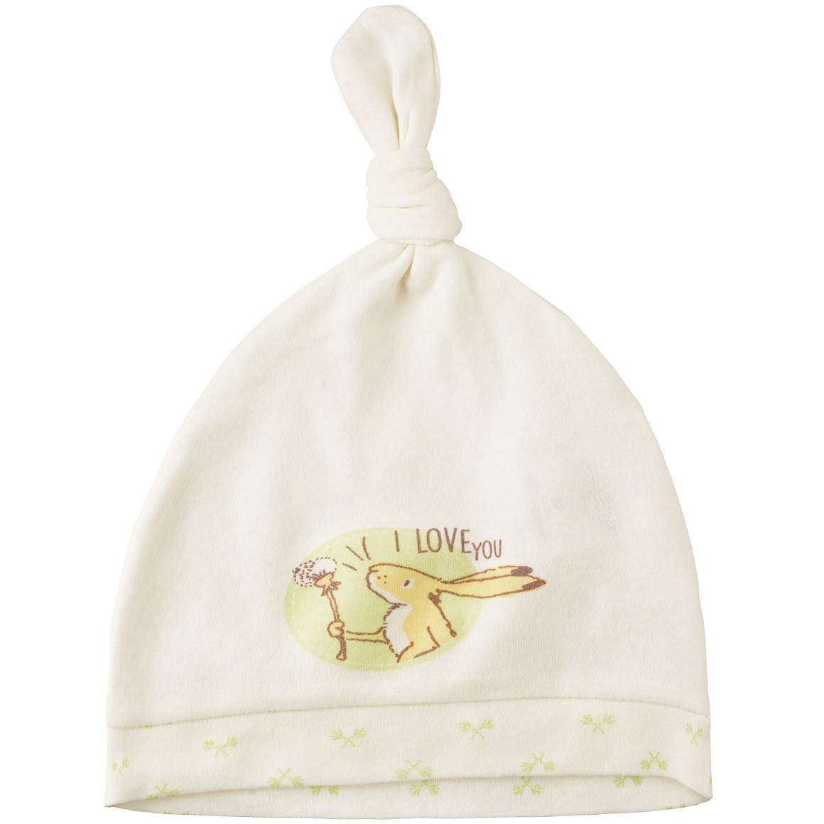 Newborn Mütze mit Print