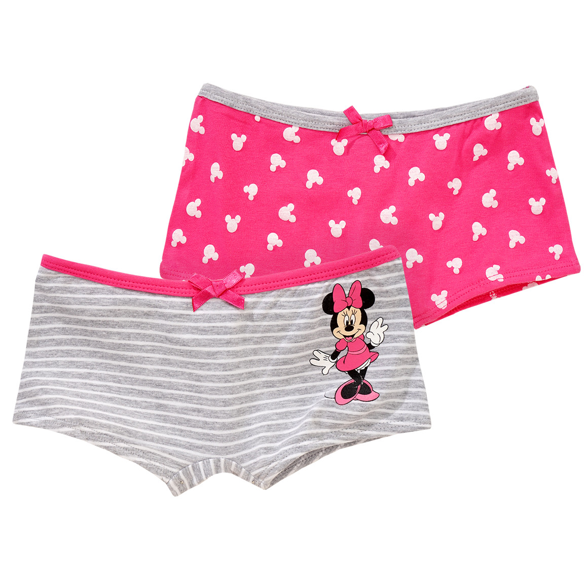 2 Minnie Mouse Pantys im Set