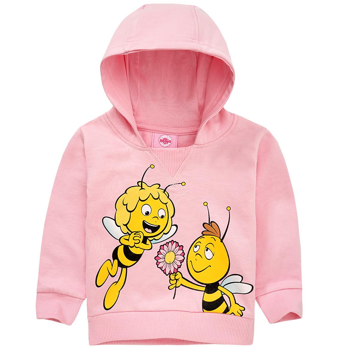 Die Biene Maja Sweatshirt mit Kapuze