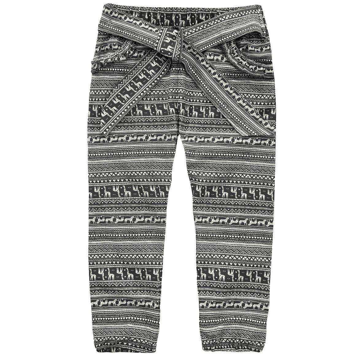 Mädchen Hose mit Ethno Muster