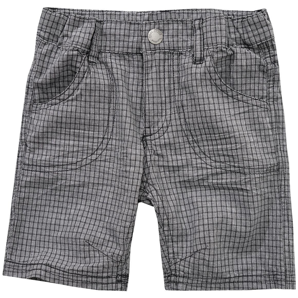 Jungen Shorts mit verstellbarem Bund