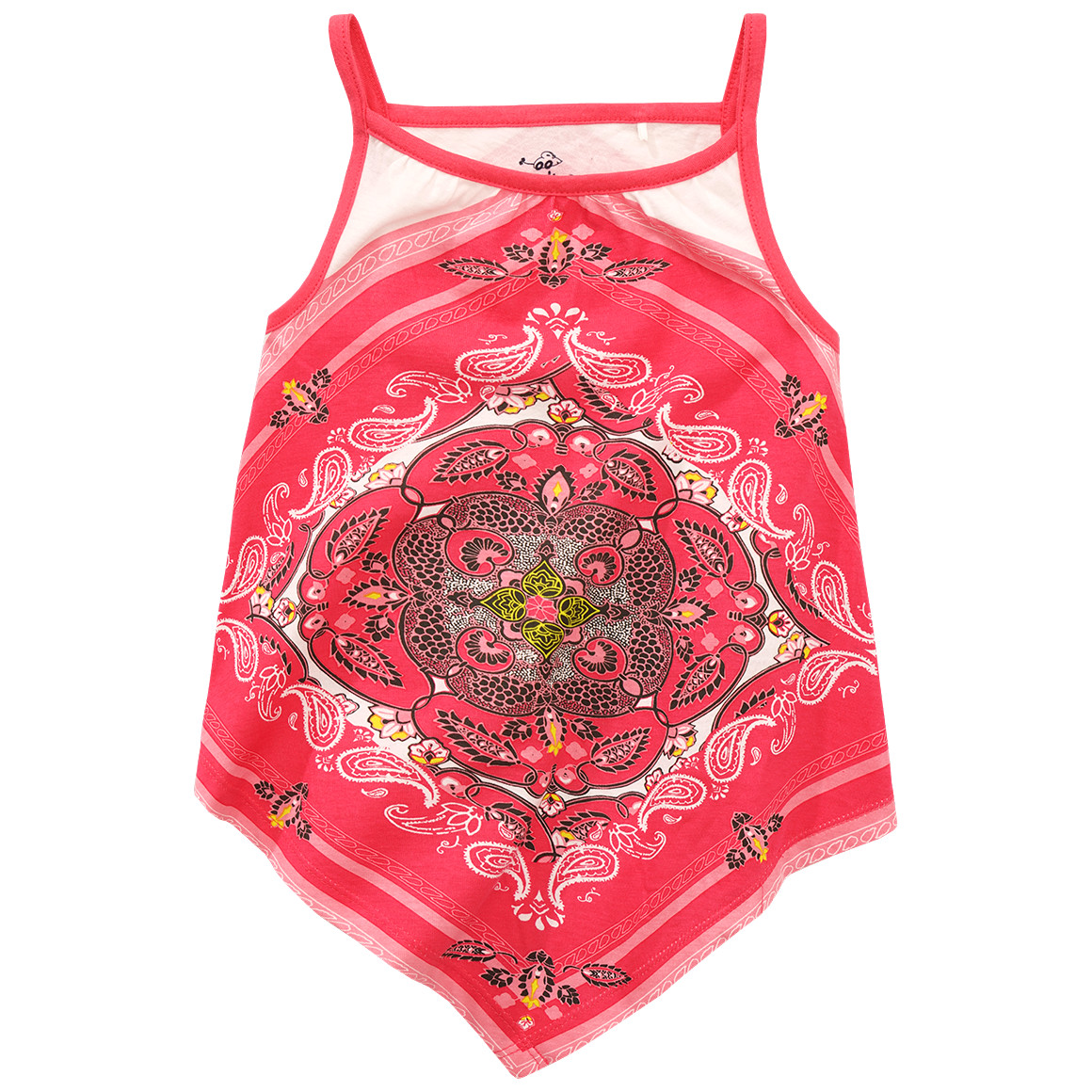 Mädchen Top mit Mandala Print