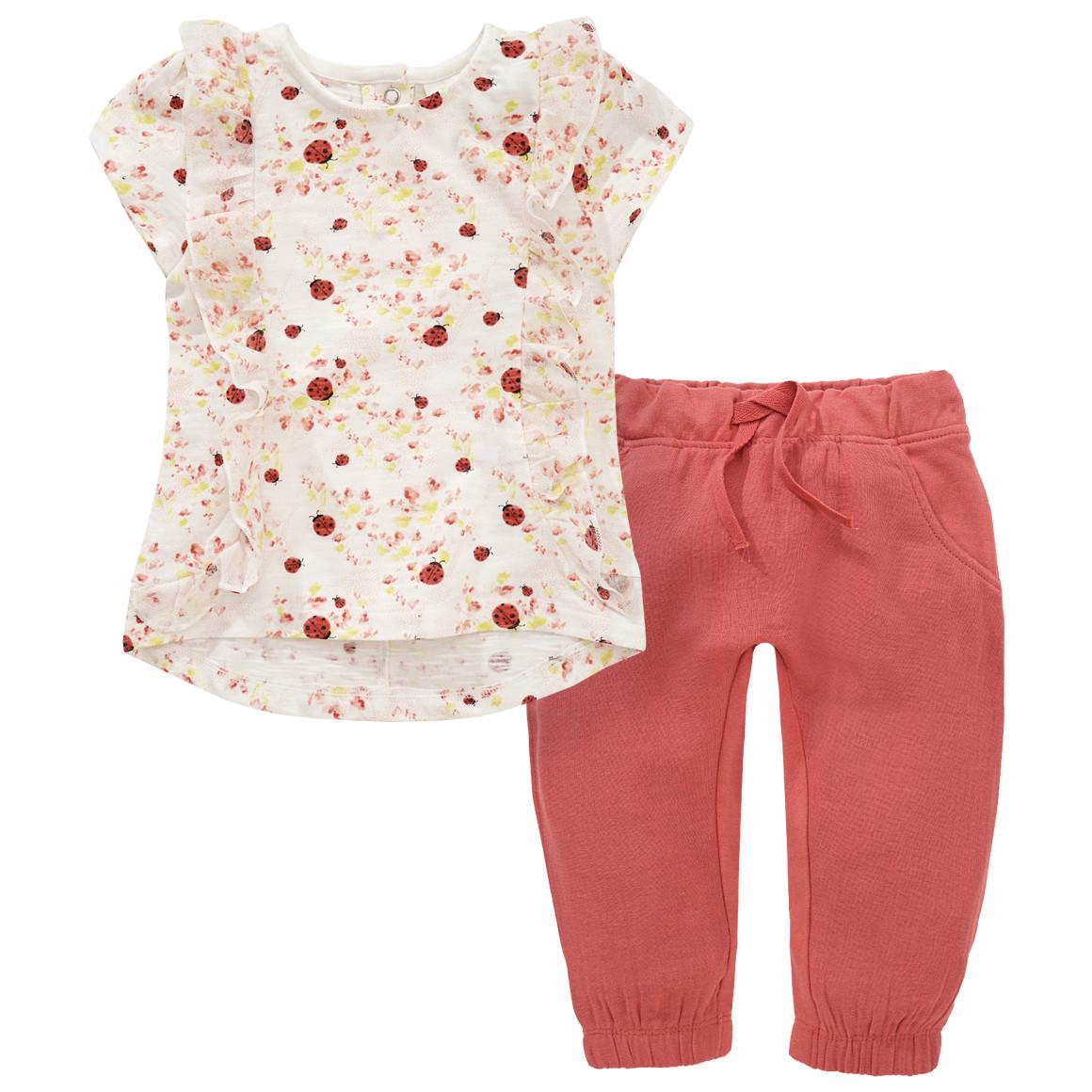 Baby T-Shirt und Hose