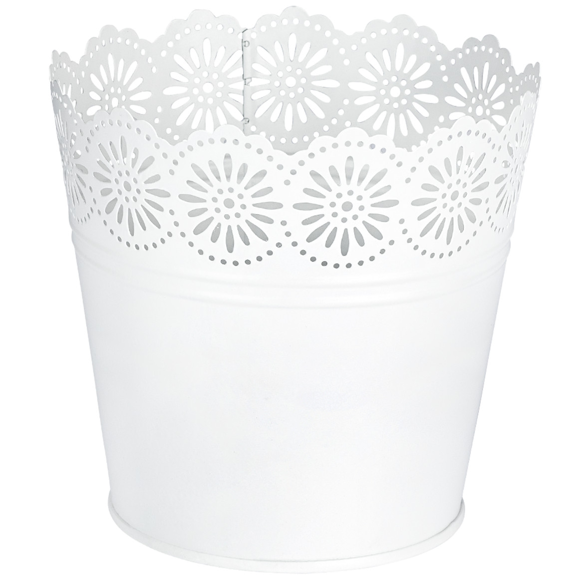7 l Emsa MILANO Blumenkübel Pflanzkübel Blumentopf 28 cm Maße  ø 28 cm H 23 cm