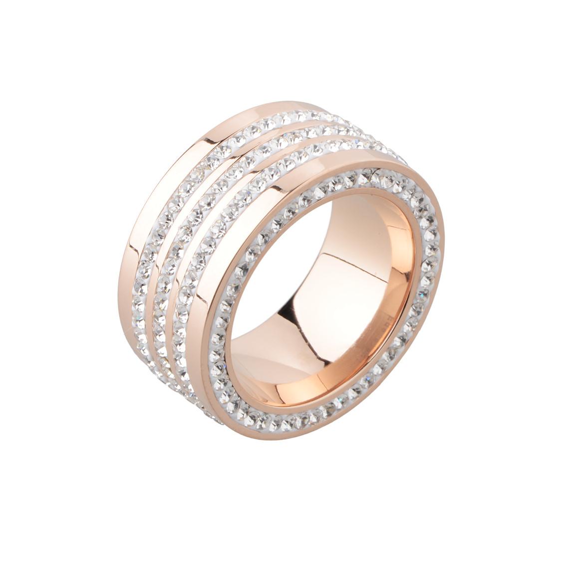 Damen Ring aus Edelstahl jetztbilligerkaufen