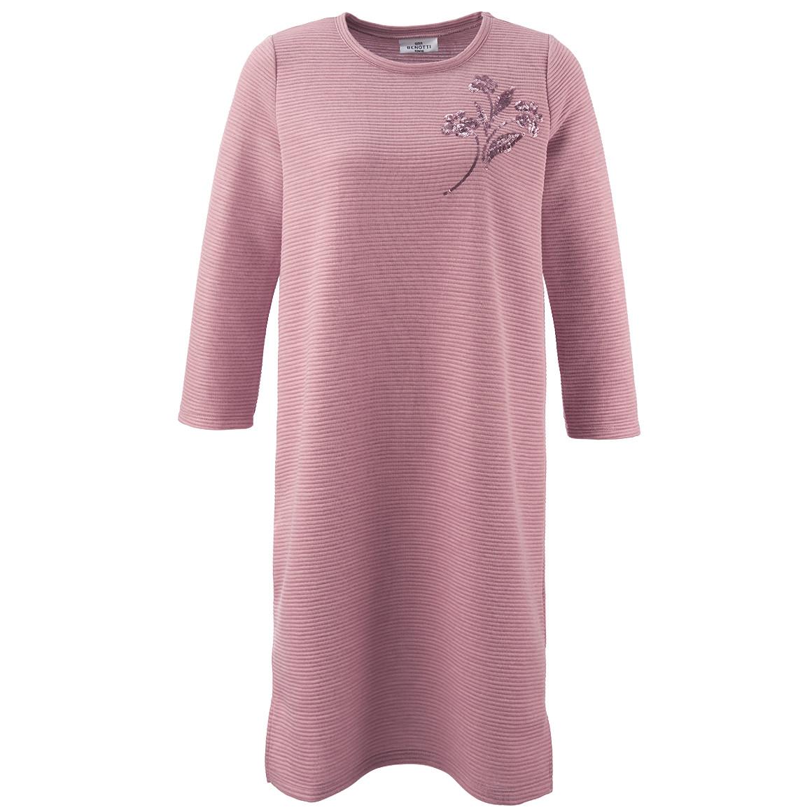Damen Kleid mit Pailletten jetztbilligerkaufen