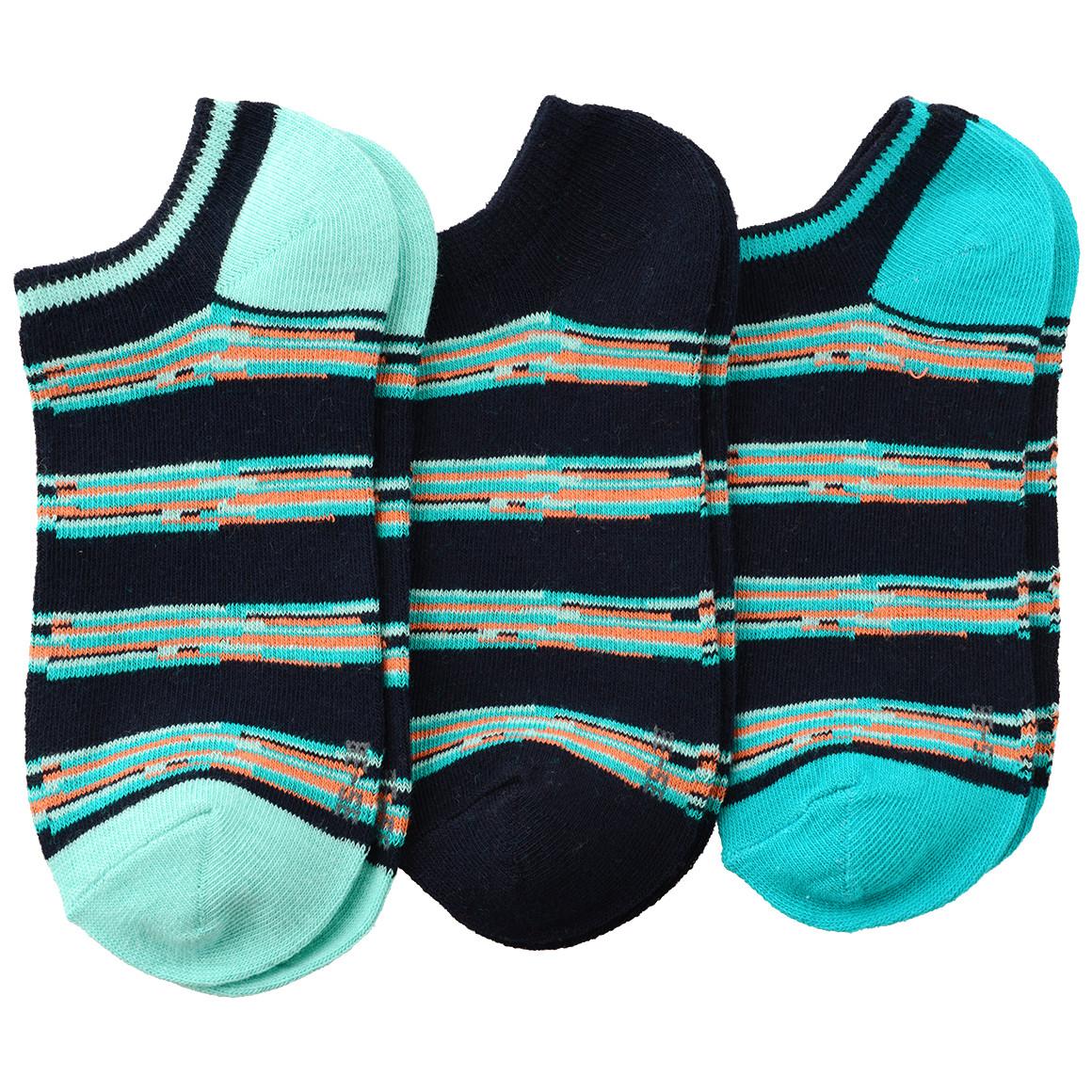 3 Paar Jungen Sneaker Socken