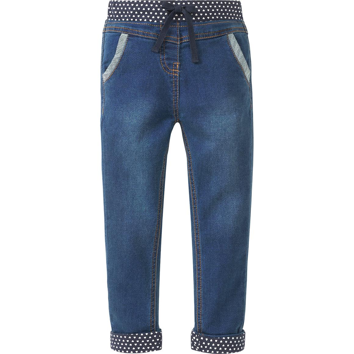 Mädchen Pull on Jeans mit Taschen