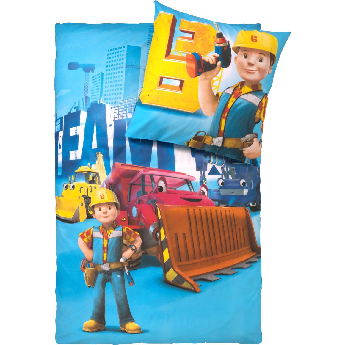Bob der Baumeister Wendebettwäsche jetztbilligerkaufen