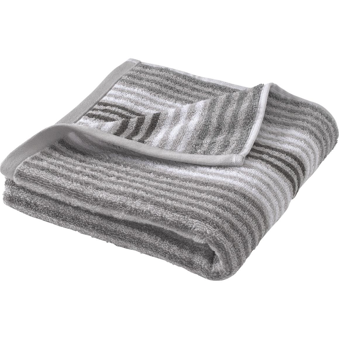 Handtuch im Streifendesign jetztbilligerkaufen