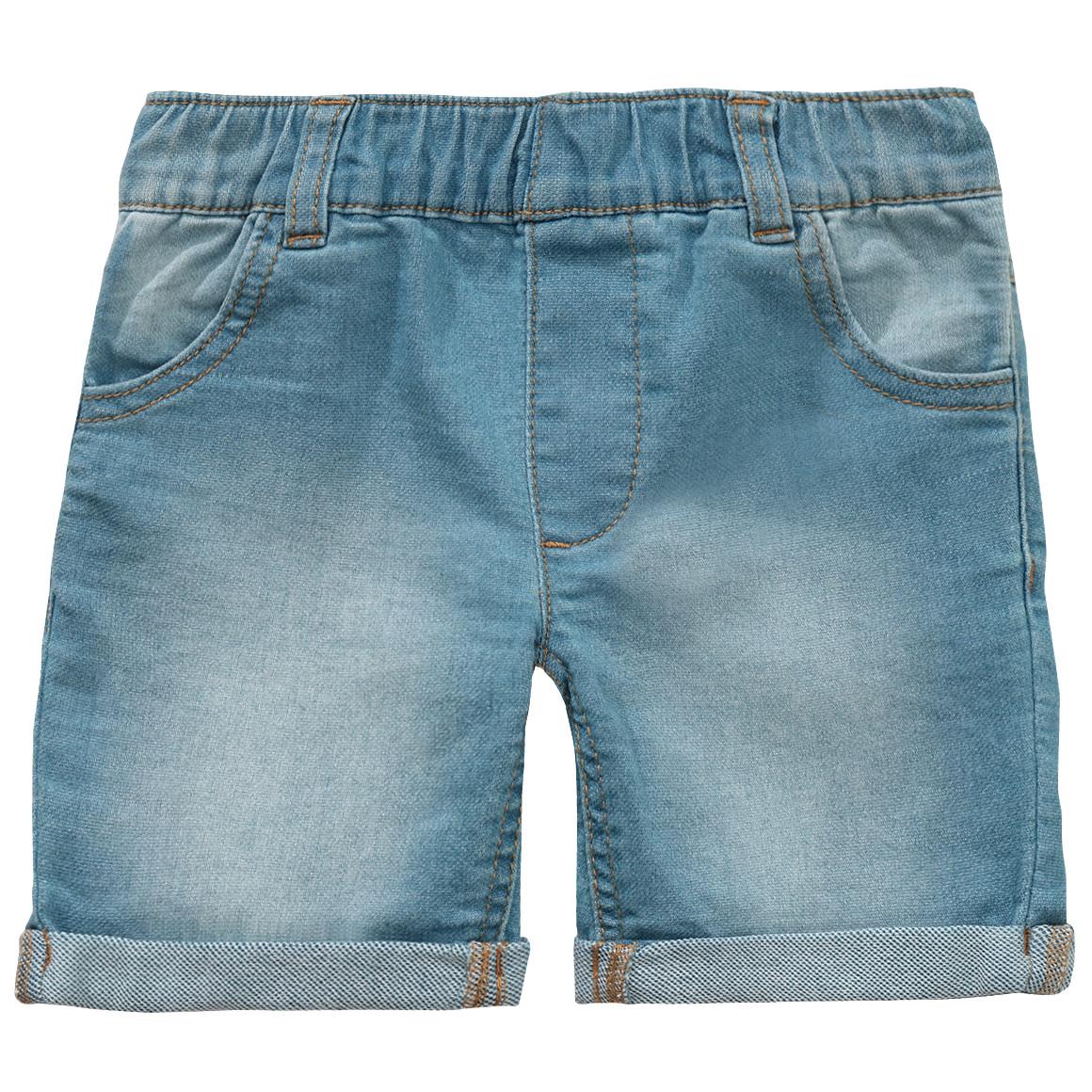 Jungen Pull On Shorts mit fixierten Turn Ups