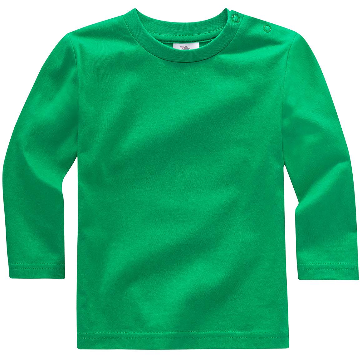 Baby Langarmshirt im Basic Look