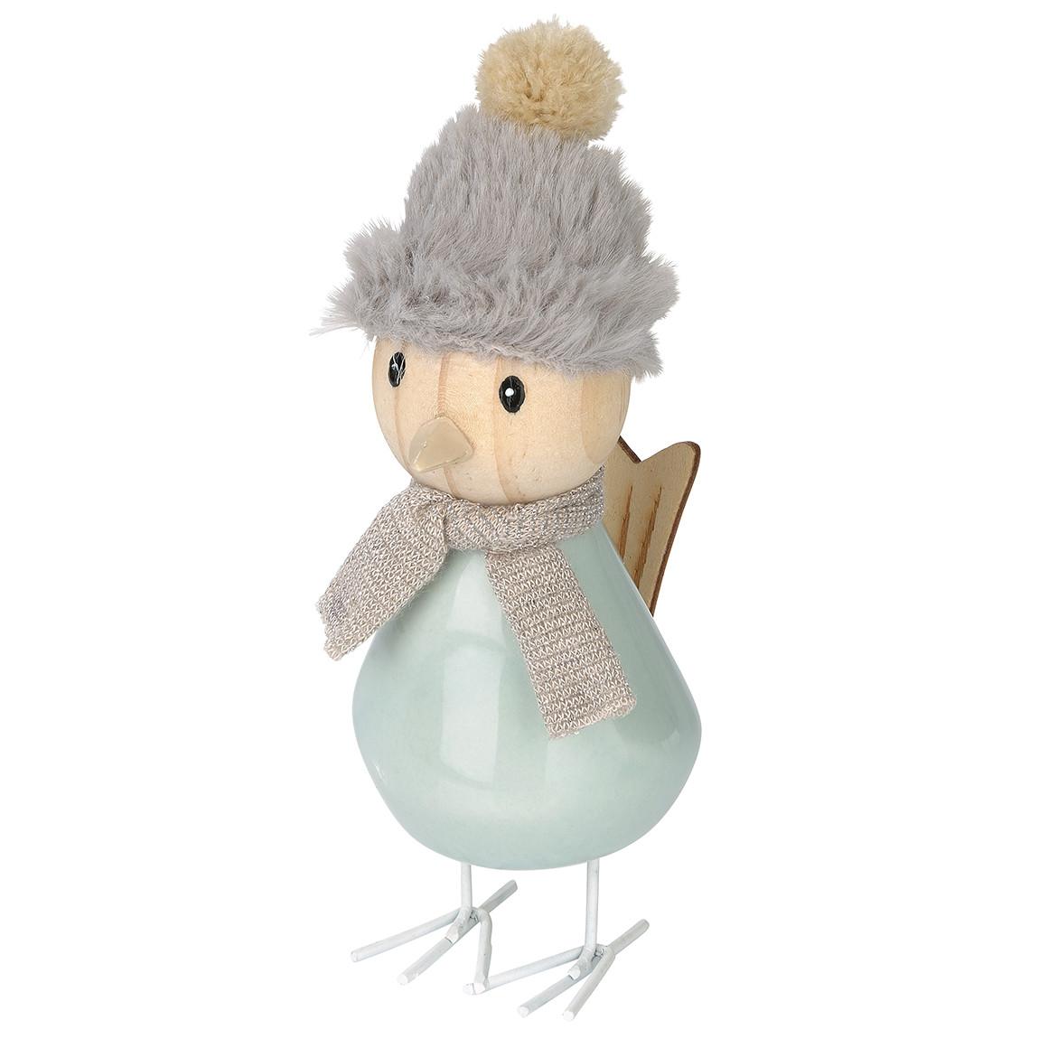 Deko-Vogel aus Keramik