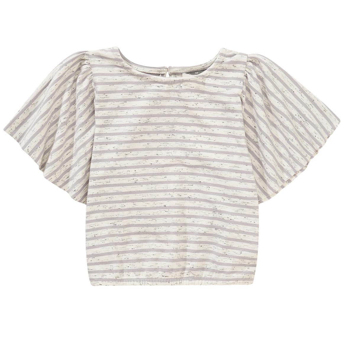 Mädchen T-Shirt mit Flügelärmeln