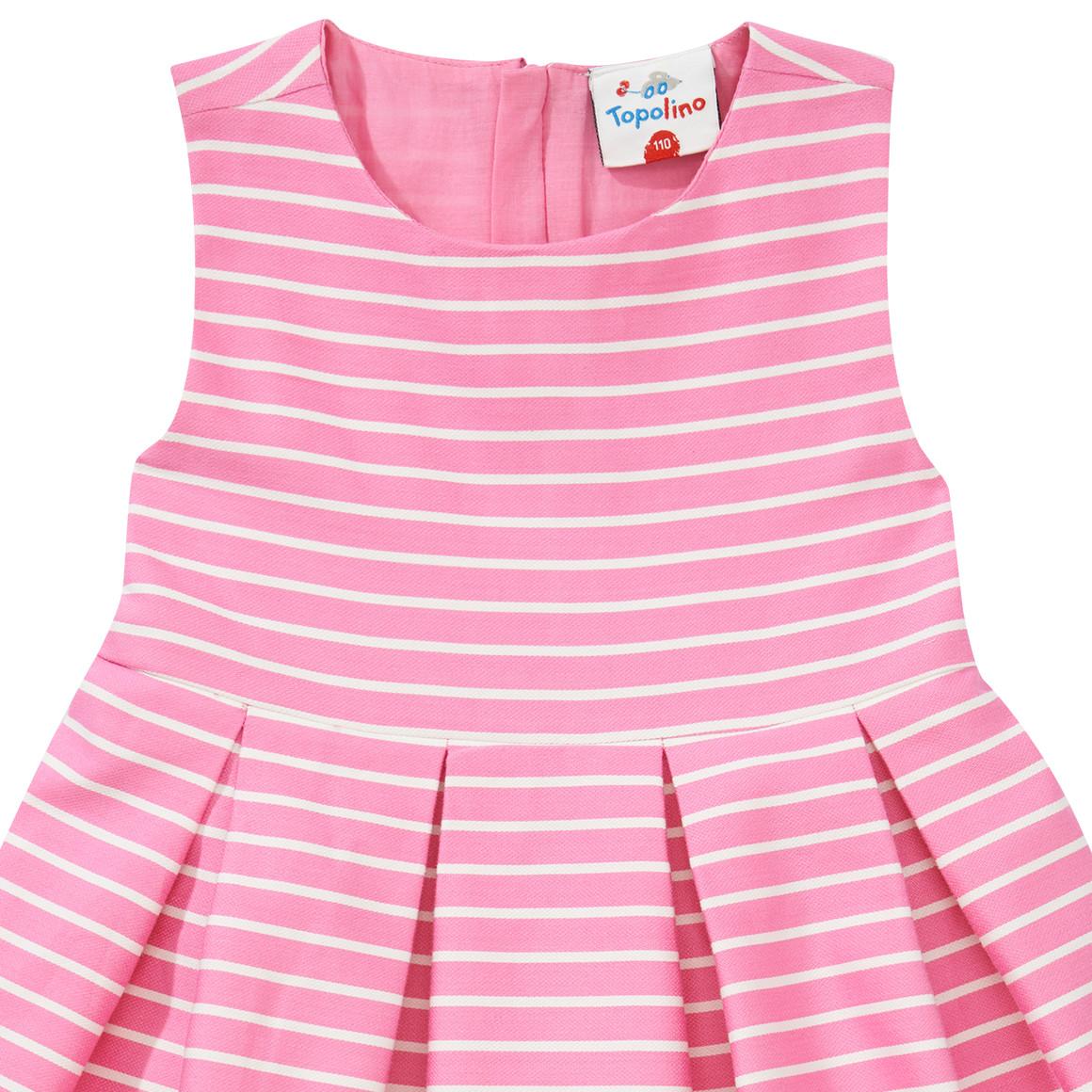 48e29f9a57955b Mädchen Kleid mit ausgestelltem Rock