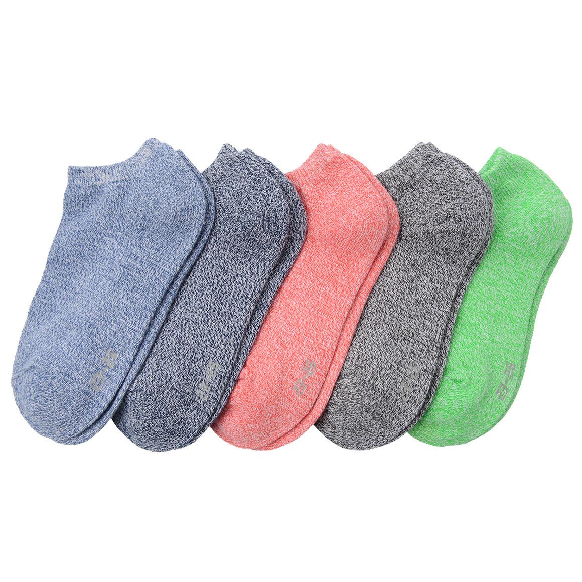 Jungen Sneaker Socken in verschiedenen Farben