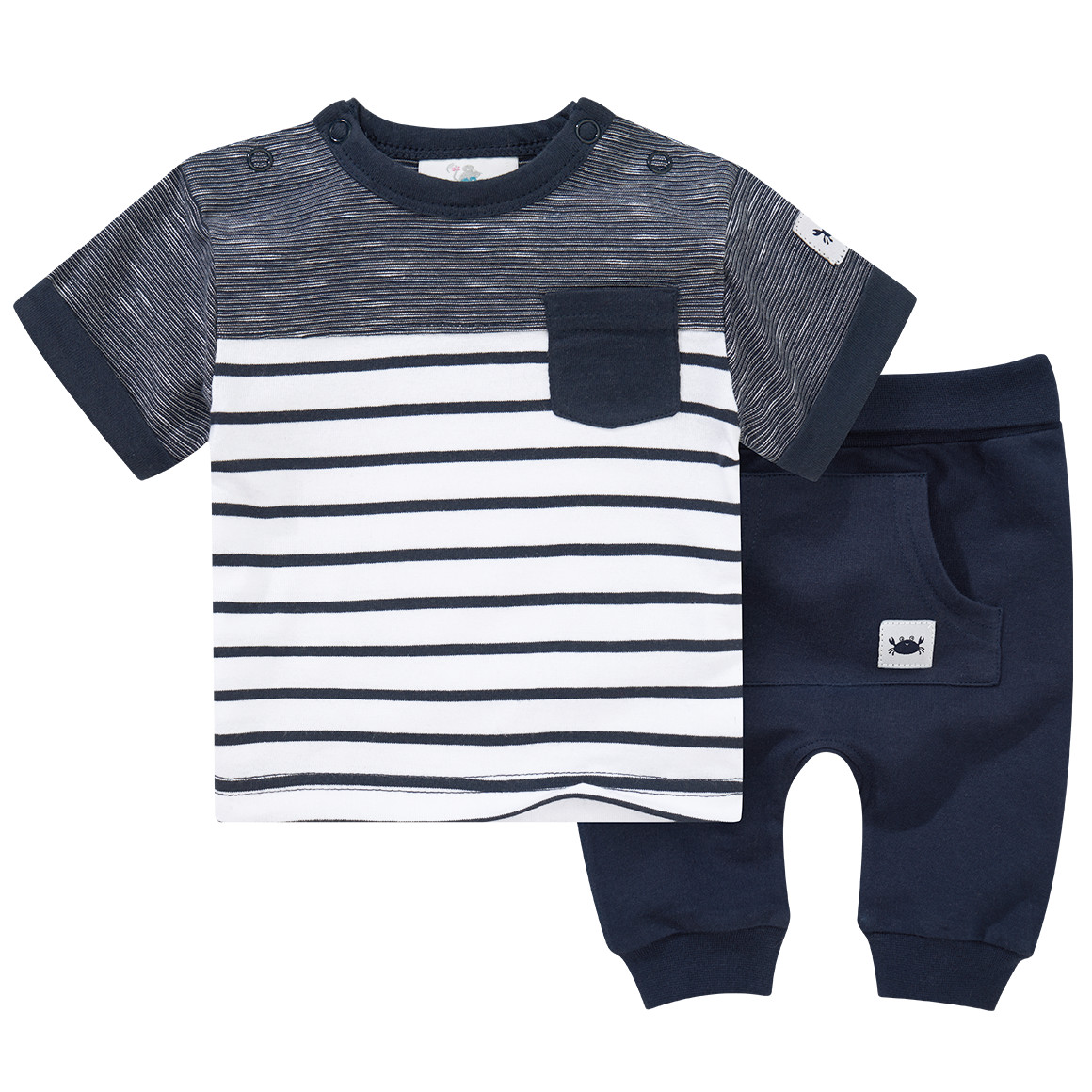 Newborn T-Shirt und Jogginghose im Set