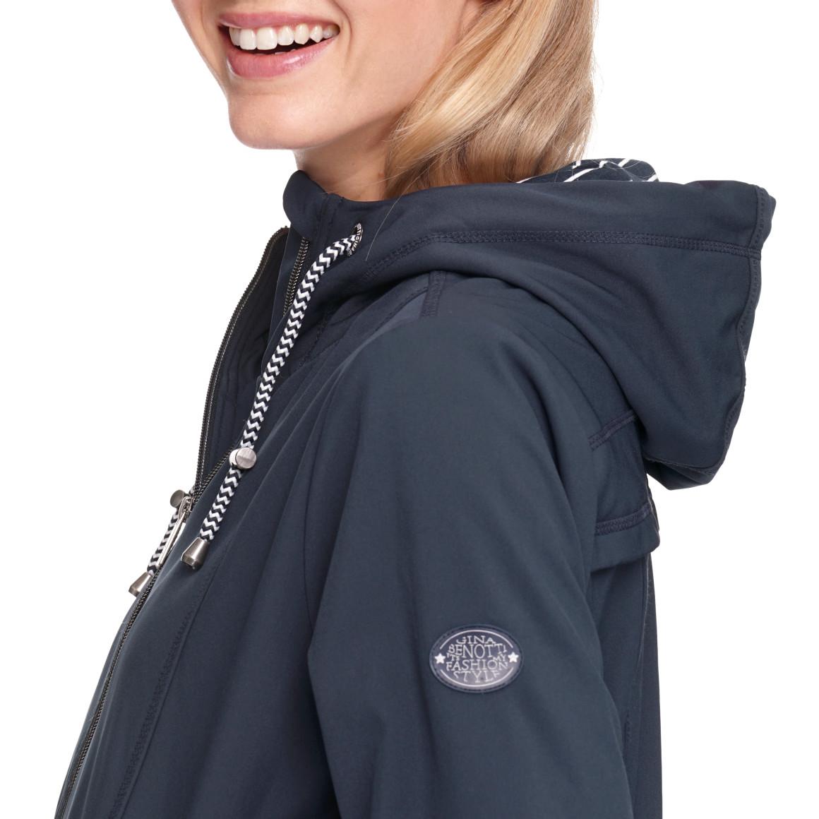 Damen Jacke mit Kapuze | Ernsting's family