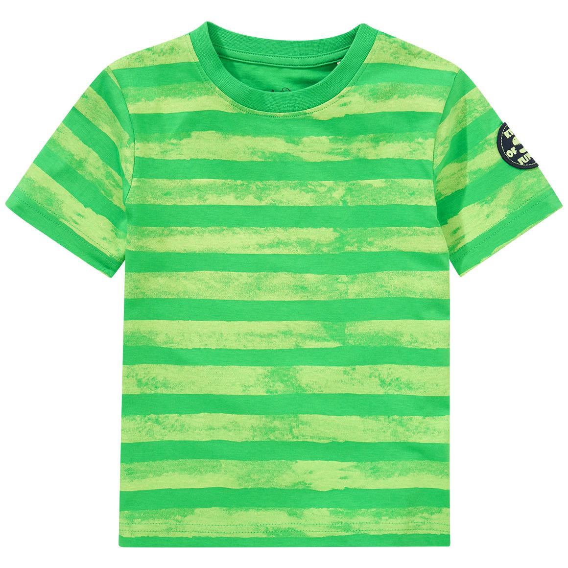 Jungen T-Shirt im Streifen Look