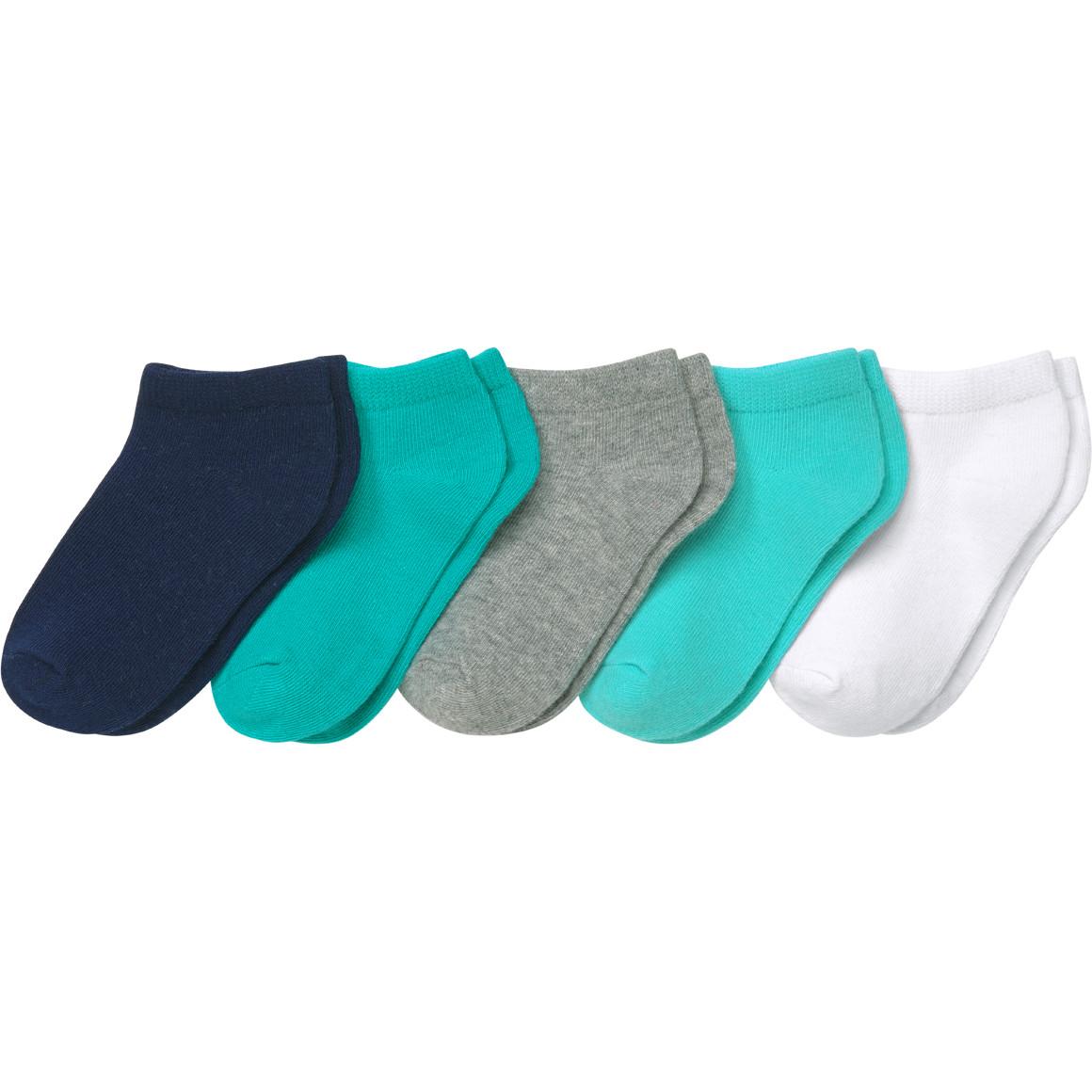 5 Paar Baby Sneaker Socken im Set