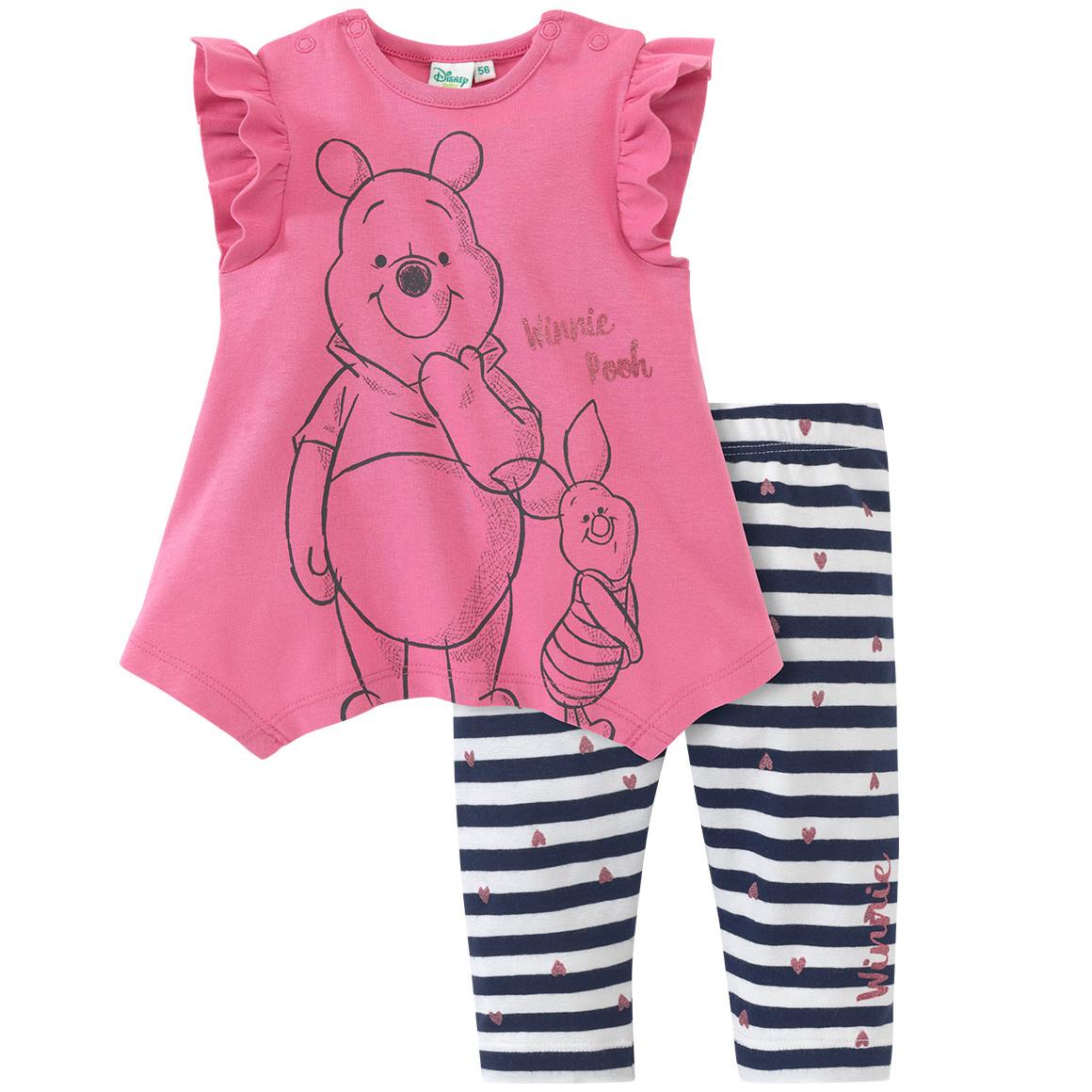 Winnie Puuh Newborn Shirt und Leggings im Set