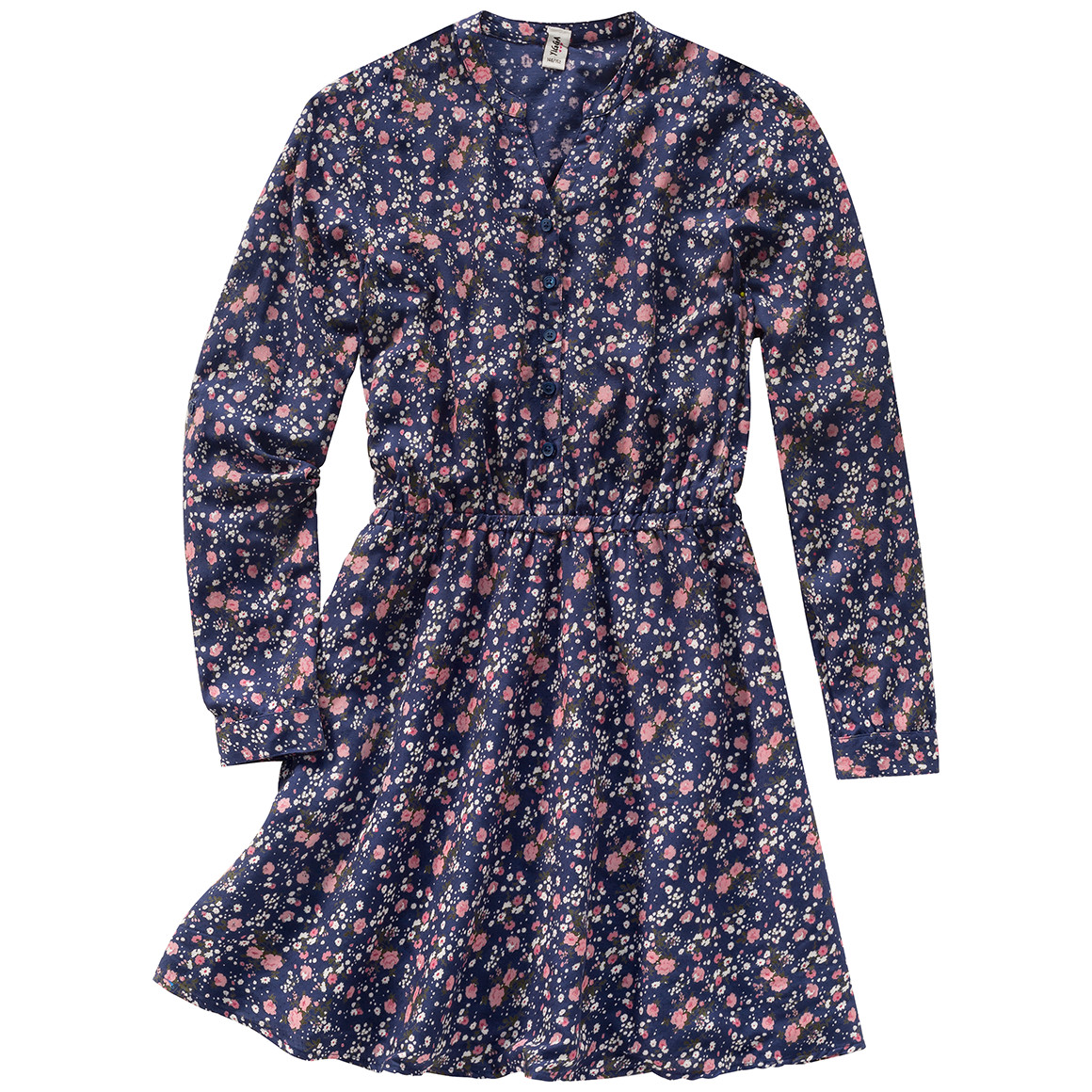 Girlsroeckekleider - Mädchen Kleid im Millefleur Dessin - Onlineshop Ernstings family