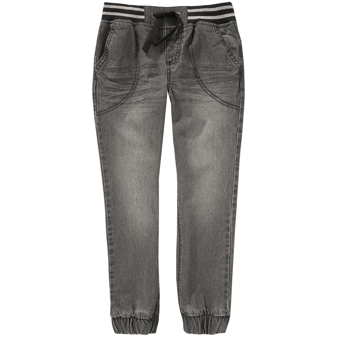 Boyshosen - Jungen Pull On Jeans mit Tunnelzug - Onlineshop Ernstings family