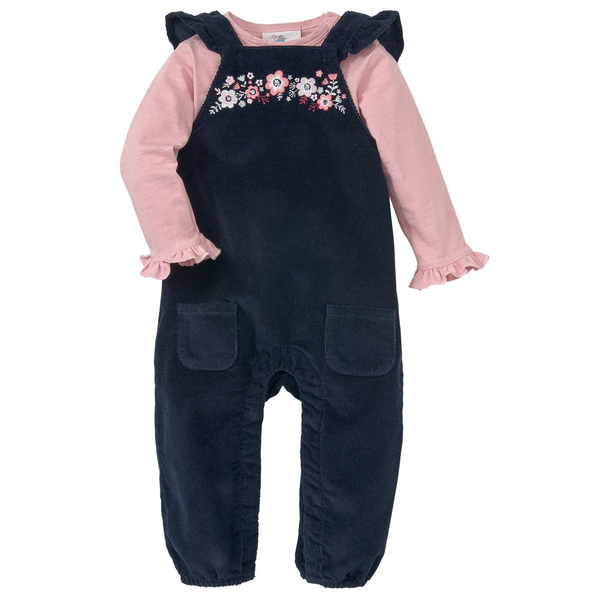 Newborn Kordlatzhose und Body im Set