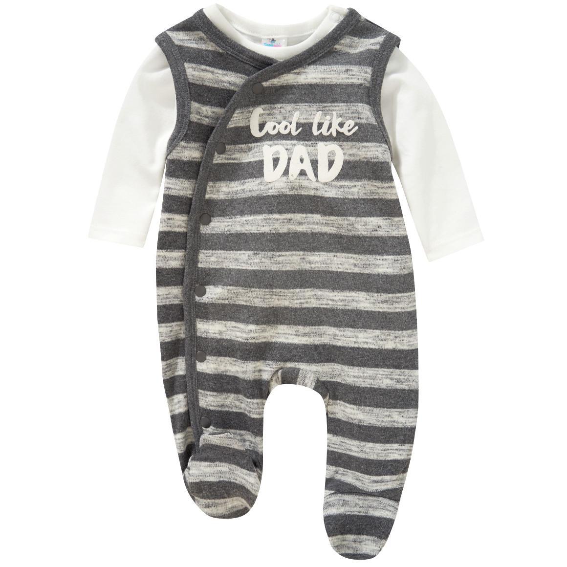 Babystrampler - Newborn Strampler und Shirt im Set - Onlineshop Ernstings family