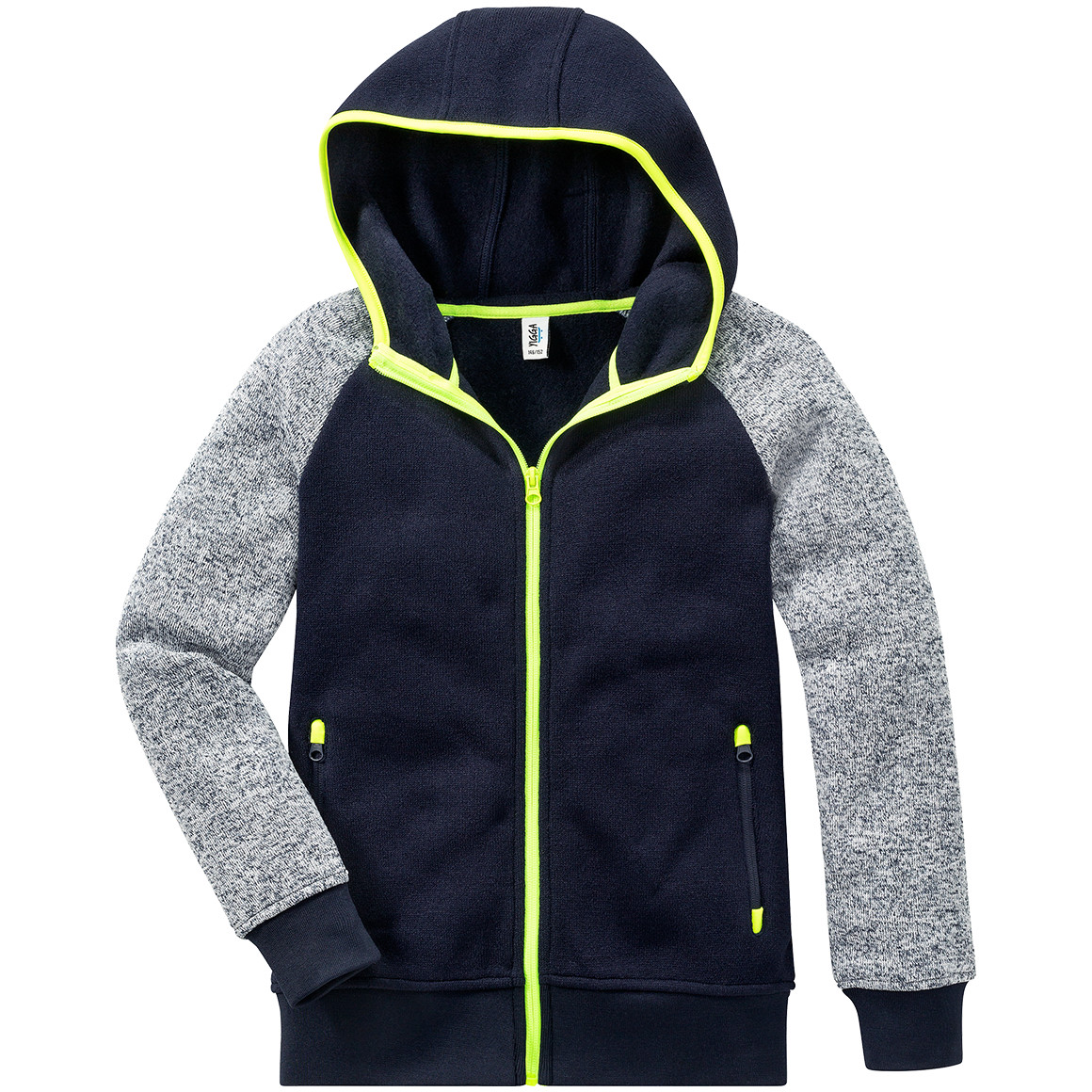 Boysjacken - Jungen Sweatjacke mit Kapuze - Onlineshop Ernstings family