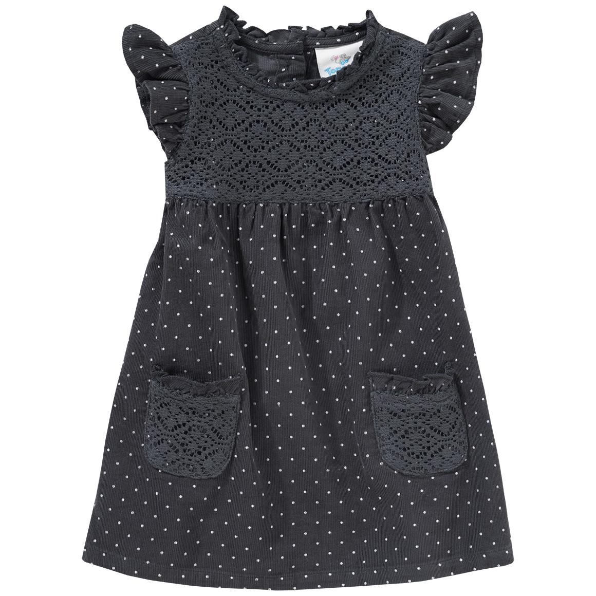 Babykleiderroecke - Baby Kleid aus Cord - Onlineshop Ernstings family