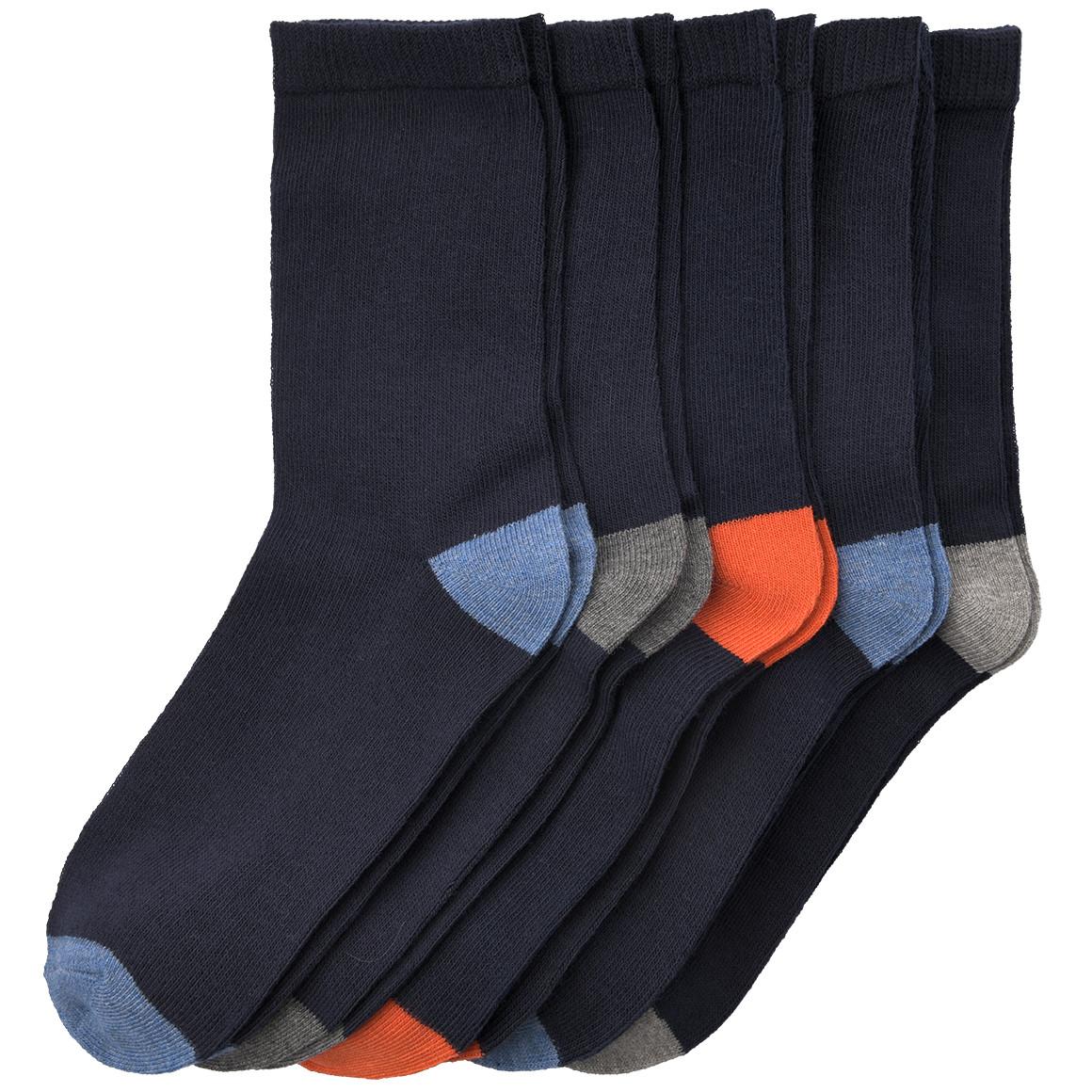 Miniboyaccessoires - 5 Paar Jungen Socken im Set - Onlineshop Ernstings family