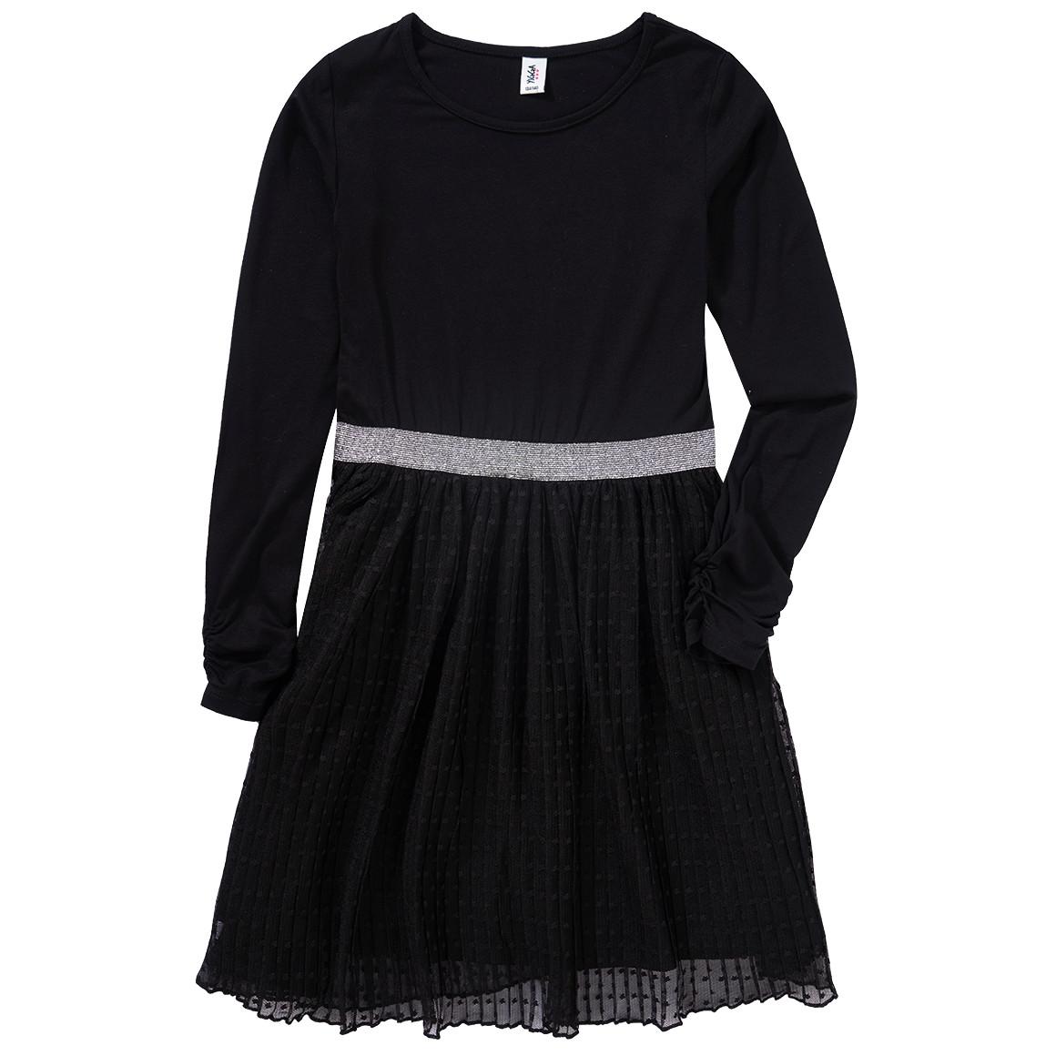 Girlsroeckekleider - Mädchen Kleid mit Tüll - Onlineshop Ernstings family