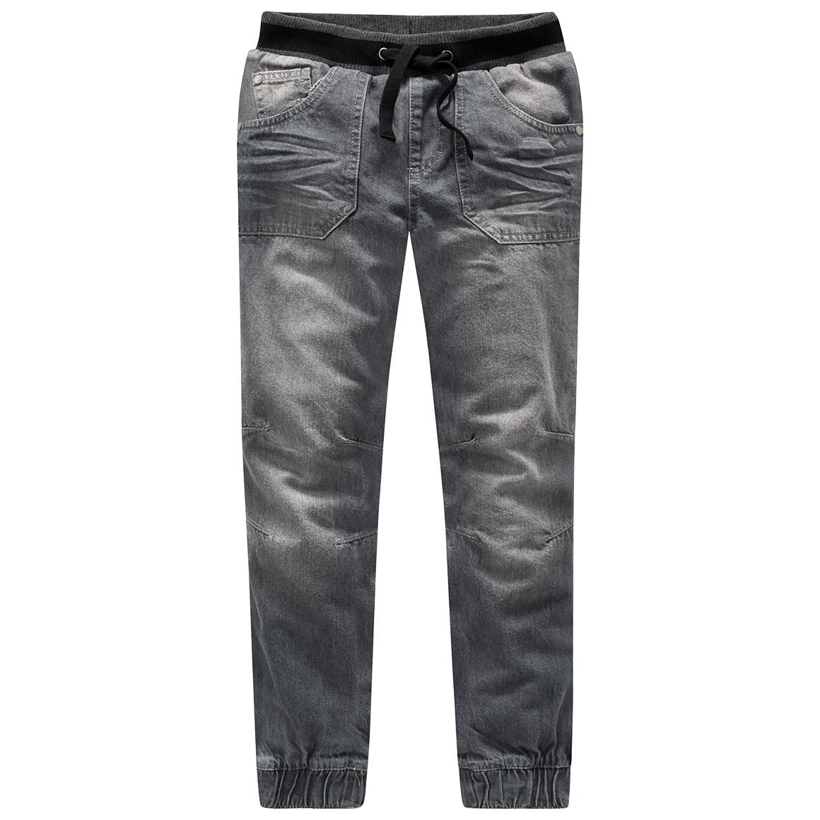Boyshosen - Jungen Thermo Jeans mit Rippbund - Onlineshop Ernstings family