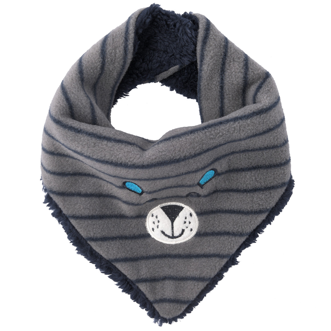 Baby Bandana aus Fleece